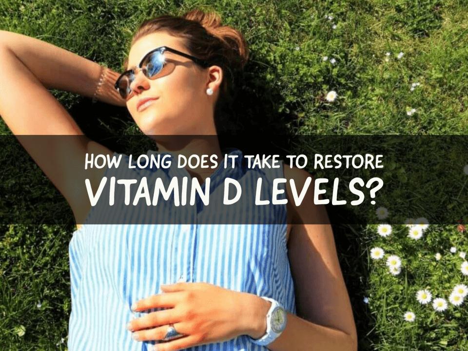 Restore Vitamin D Levels