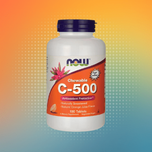 NOW Foods' Chewable C 500