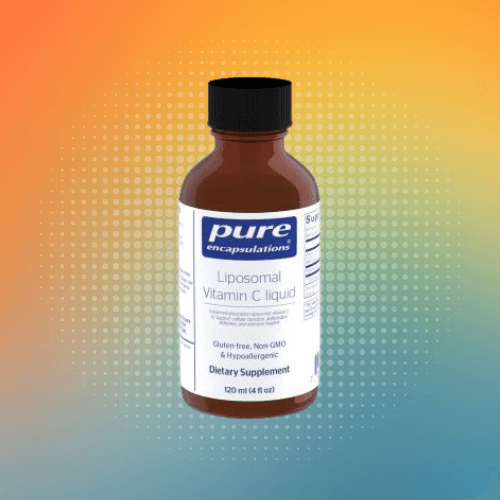 Pure Encapsulations' Liposomal Vitamin C Liquid