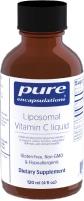 Pure Encapsulations' Liposomal Vitamin C Liquid