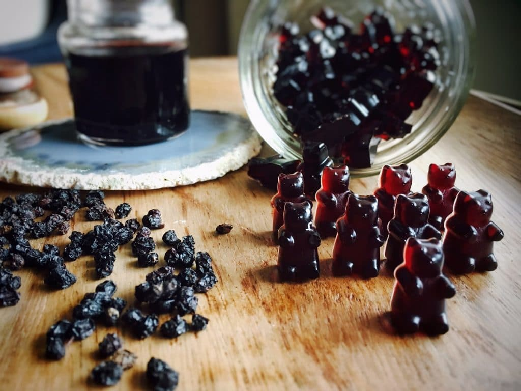 how to take elderberry supplements