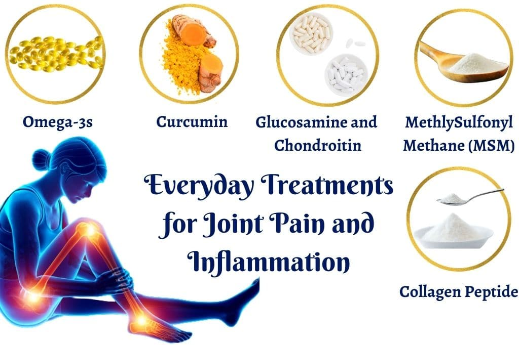 Everyday Treatments for Joint Pain and Inflammation