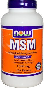 Now MSM