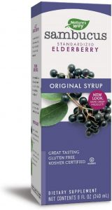 Original Sambucus Elderberry Syrup,