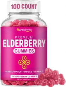Sambucus Elderberry Gummies