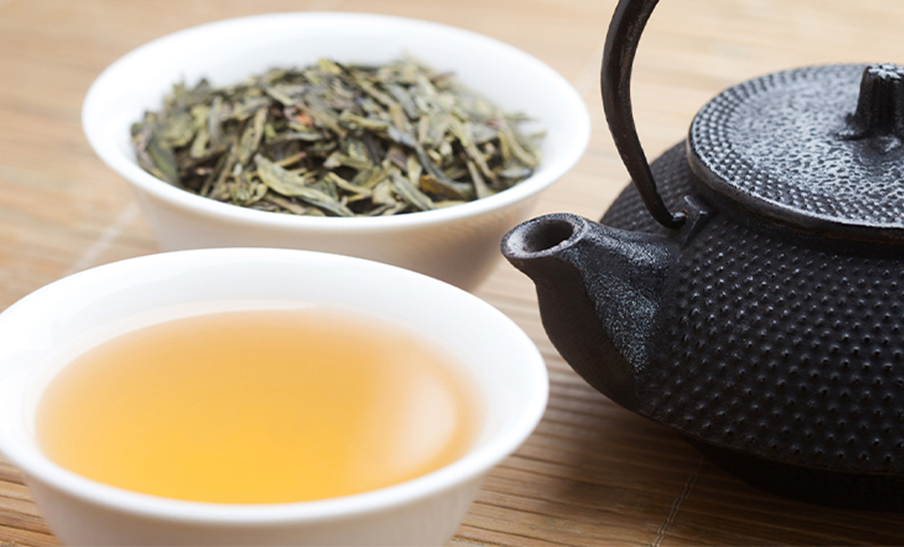 Theanine and Green Tea