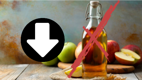 Vinegar Disadvantages