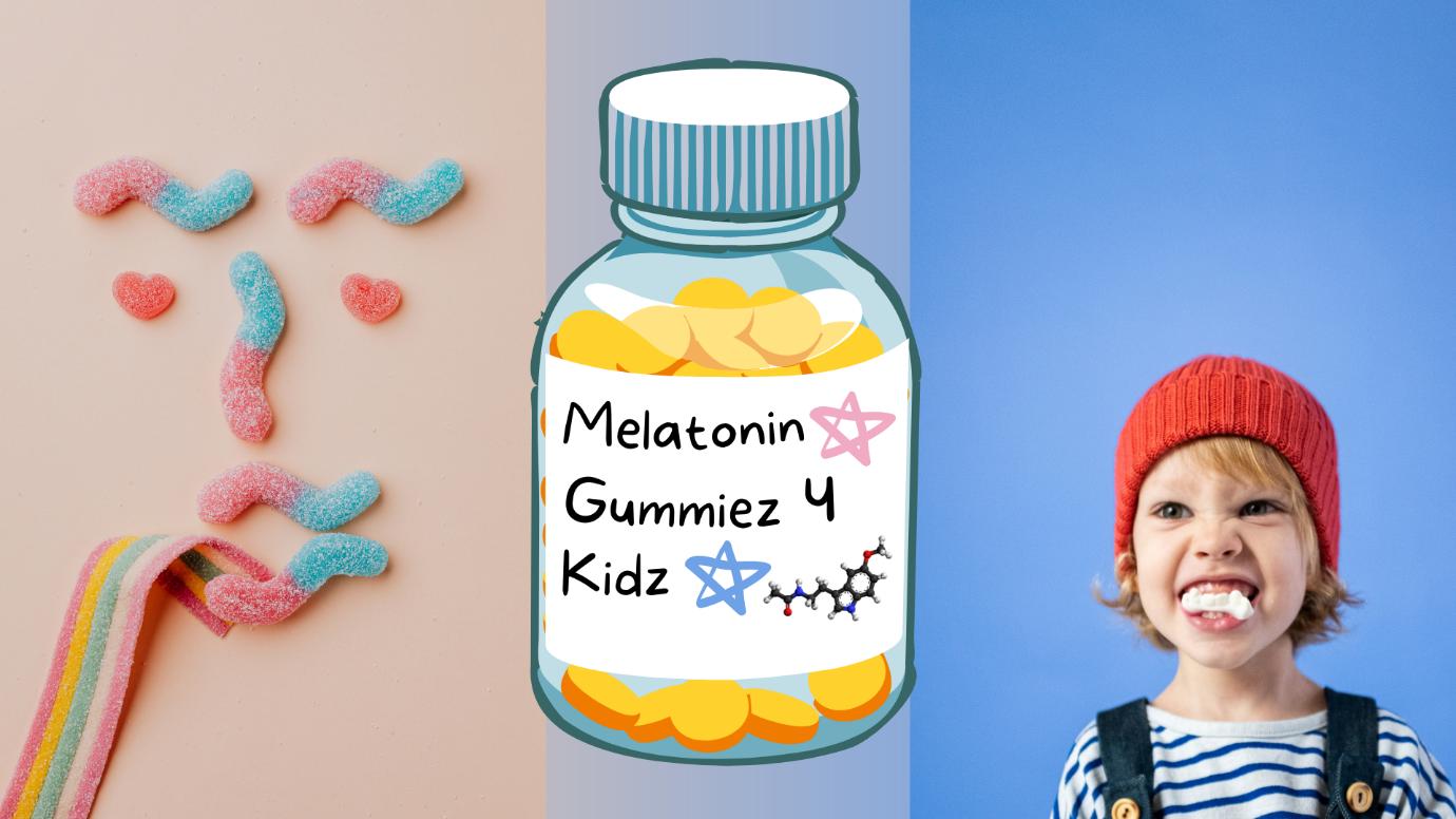 Best Melatonin Gummies for Kids