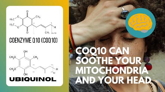 CoQ10 Could Reduce Headaches
