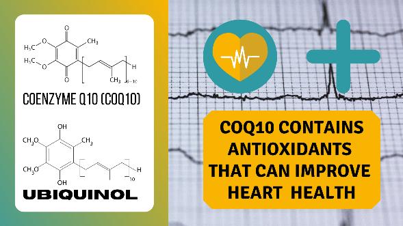 CoQ10 May Help Treat Heart Failure