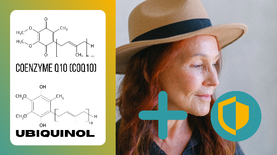 CoQ10 Might Help Keep Your Skin Young
