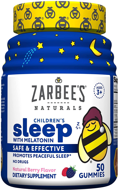 Easiest Option – Zarbee's Naturals Children's Sleep