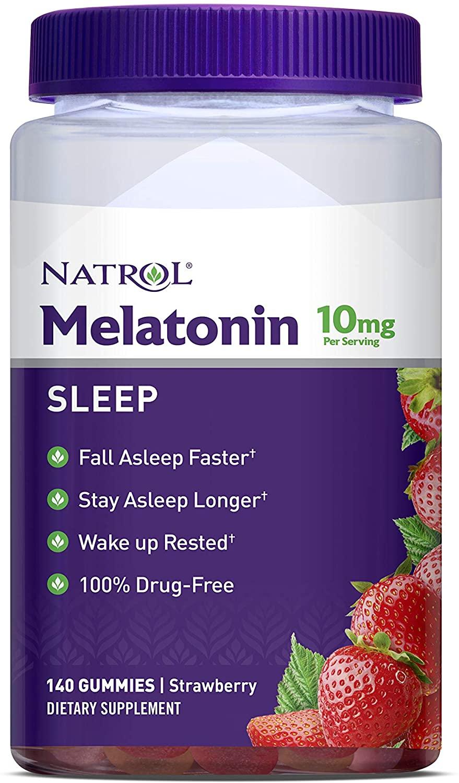 Heavy Duty Dosage – Natrol Melatonin Gummies