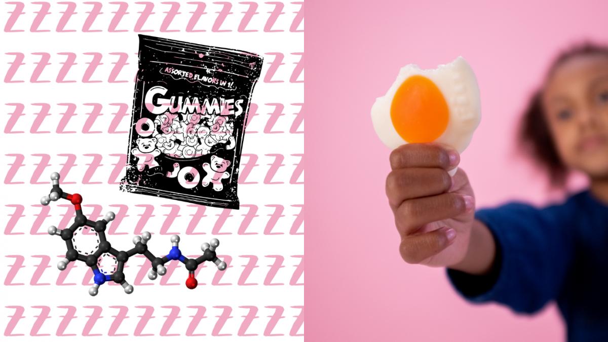 Melatonin Gummies for Kids