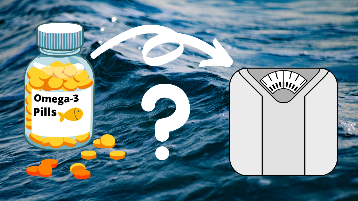 Can Fish Oil Cause Weight Gain
