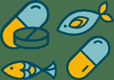 Fish vs. Supplements