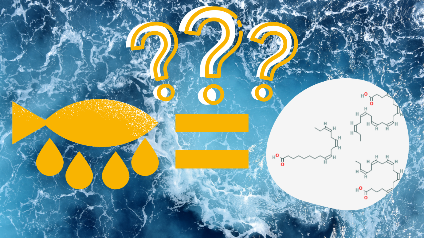 Is Omega 3 The Same as Fish Oil