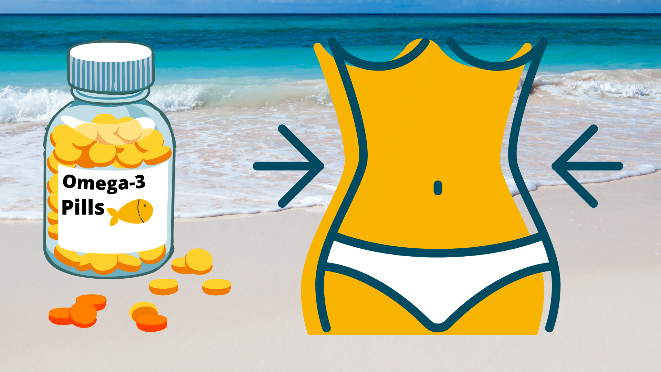 Omega-3 Fish Oil can Help you LOSE Weight