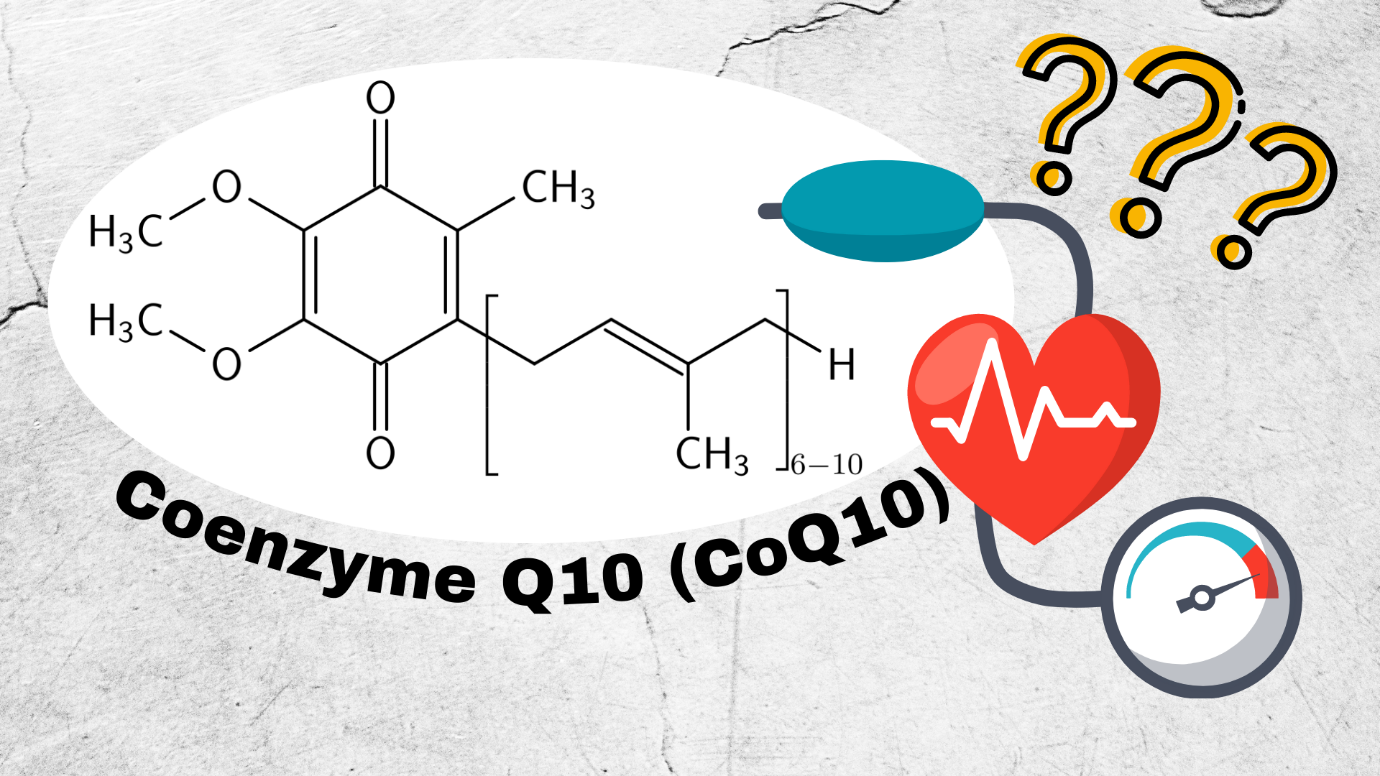 Coq10 for Blood Pressure