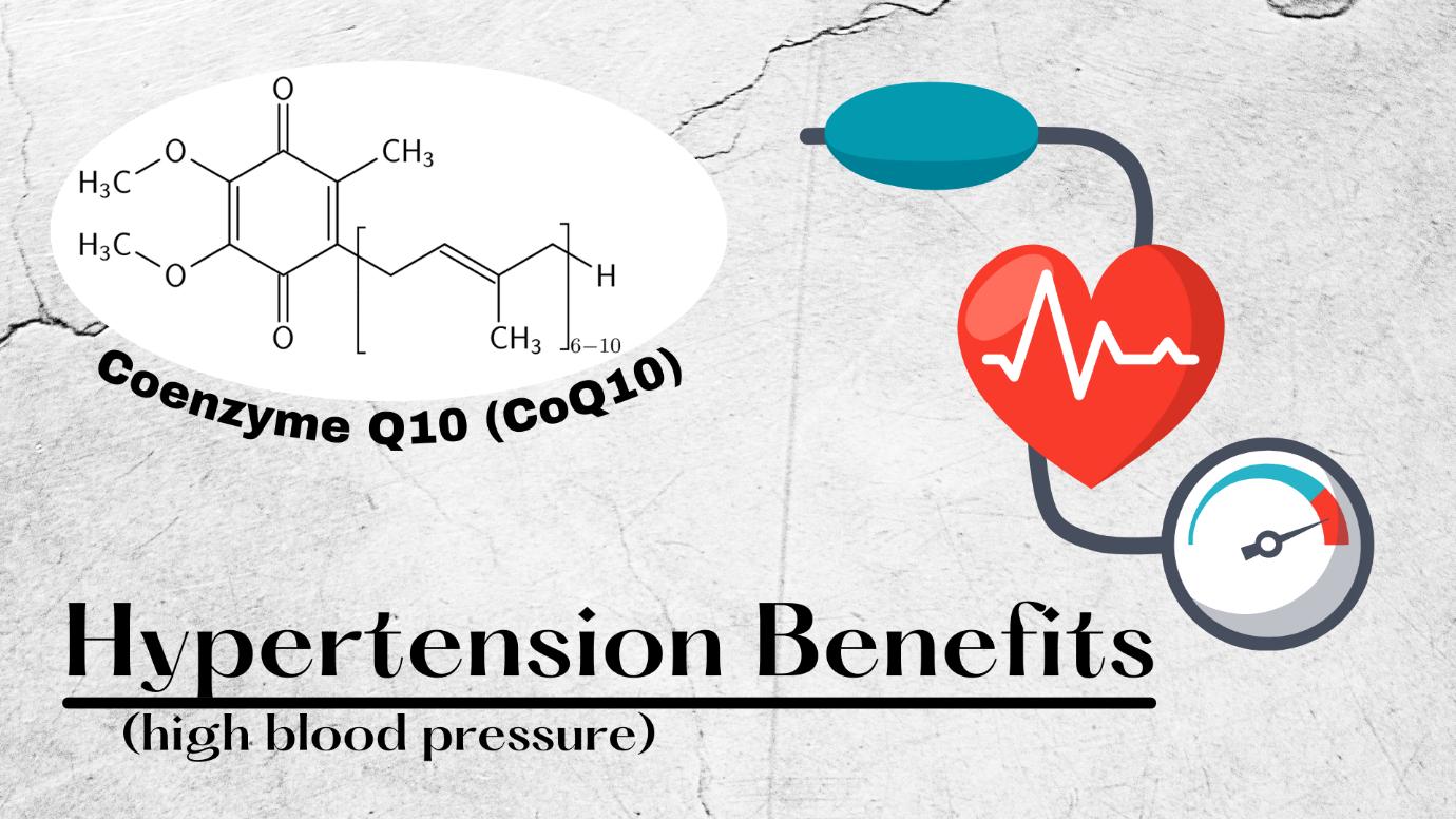 coq10 Hypertension Benefits