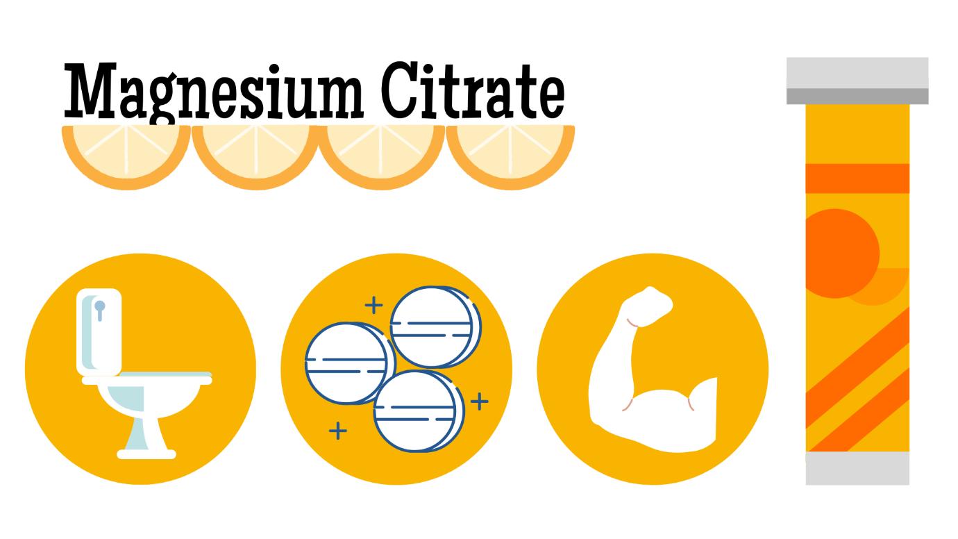 Magnesium Citrate Benefits