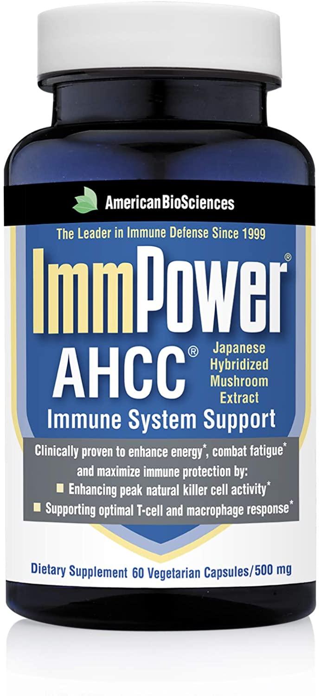 American BioSciences ImmPower AHCC Supplement