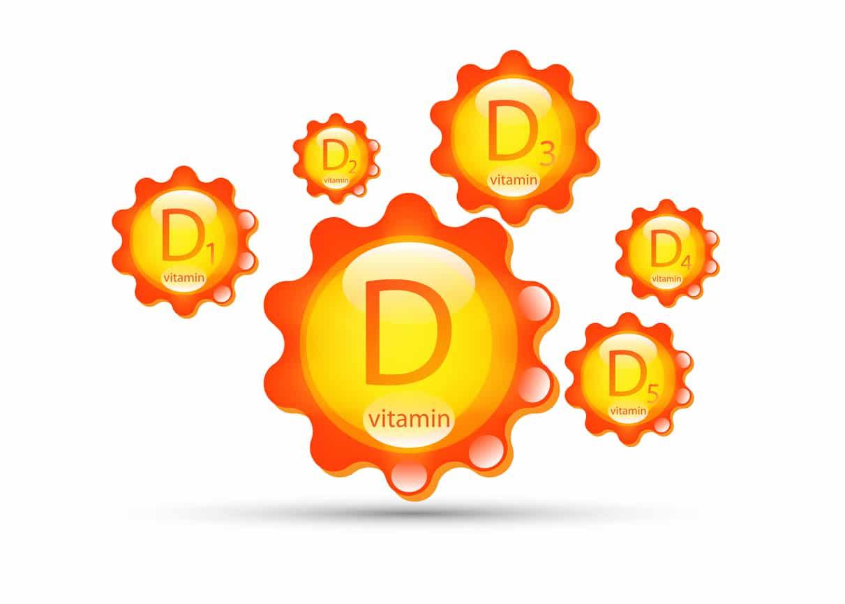 What is Vitamin D1 D2 D3