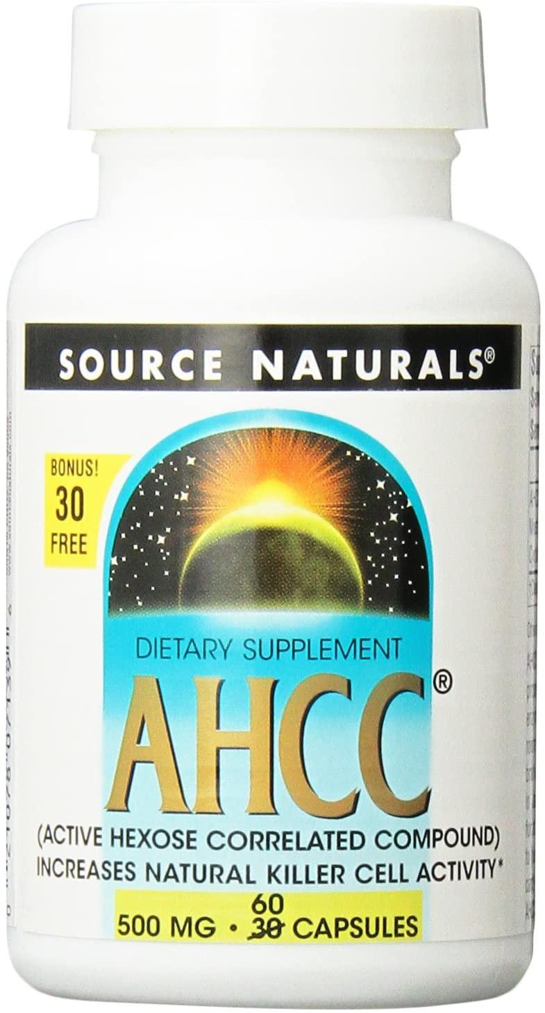 Source Naturals AHCC Capsules