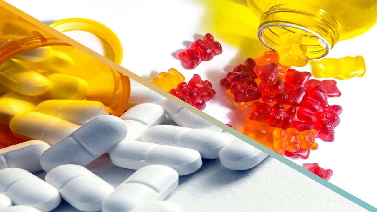 Gummy Vitamins Vs Pills