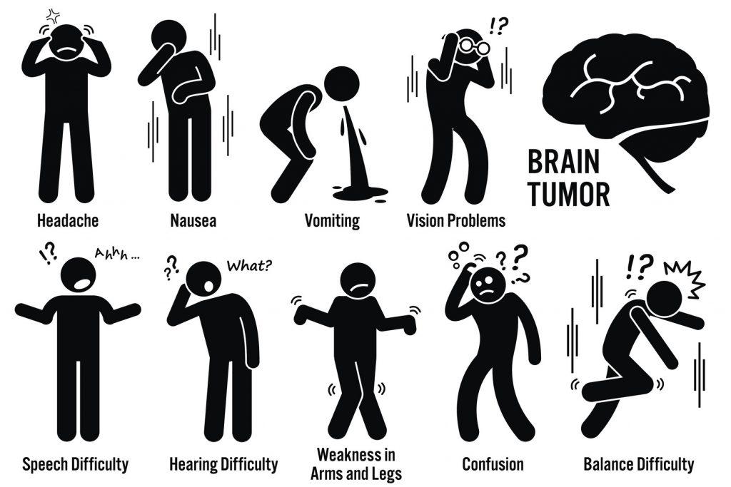 symptoms of a weak nervous system