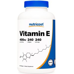 Nutricost Vitamin E