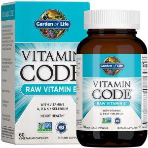 Garden of Life Vitamin E