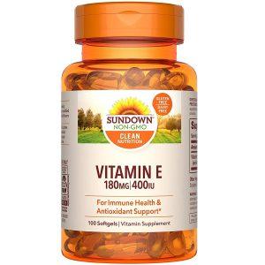 Sundown Vitamin E
