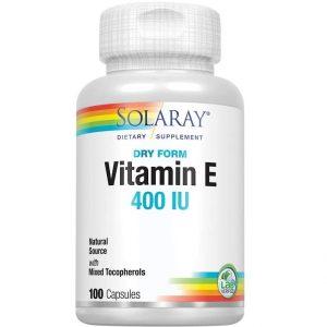 Solaray Vitamin E